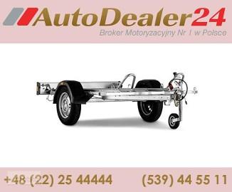 AutoDealer24.pl [NOWA FV Dowóz CAŁA EUROPA 7/24/365] 200 x 116 cm Brenderup MC 2