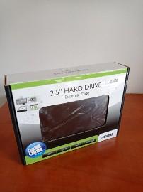 """Obudowa na zewnętrzny dysk ATA 2.5"""" USB 2.0"""