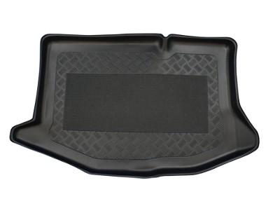 FORD FIESTA MK 7 od 2008 do 2017 mata bagażnika - idealnie dopasowana do kształtu bagażnika Ford Fiesta-1
