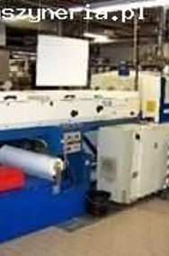 Automat wzdłużny typu szwajcarskiego CNC Manurhin KMX TWIN 207-2