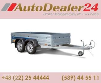 AutoDealer24.pl [NOWA FV Dowóz CAŁA EUROPA 7/24/365] 236 x 125 x 45 cm Faro Solidus A