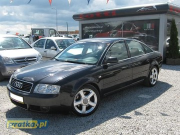 Audi A6 II (C5) 2,5TDI 163KM Common Rail FULL Opcja!!!
