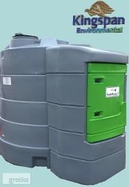 Zbiornik dwupłaszczowy na paliwo 5000l