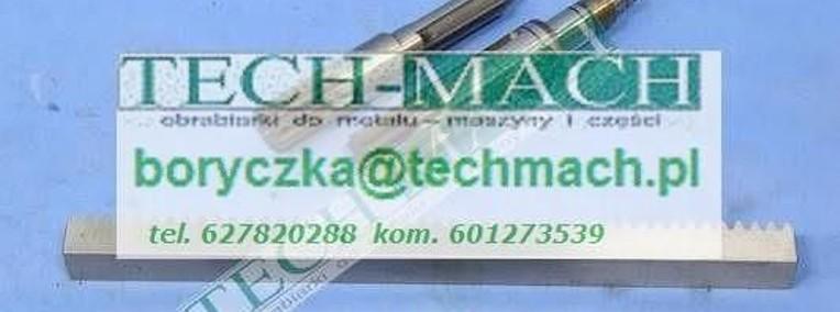 Listwa zębata do tokarki CU502 , CY502 tel. 601273539-1
