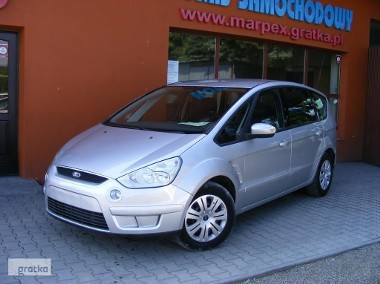 Ford S-MAX I TDCI, opłacony-1
