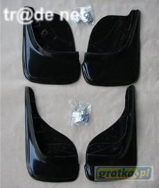 CHEVROLET LACETTI chlapacze gumowe komplet 4 sztuk blotochronów Chevrolet Lacetti