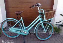 Rower miejski Gazelle Miss Grace miętowy/turkus