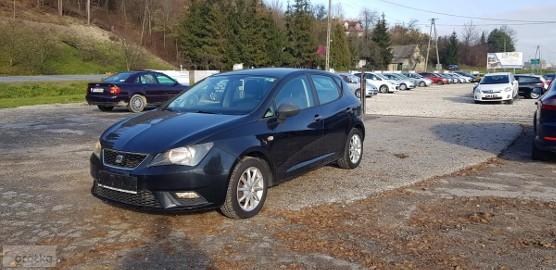 SEAT Ibiza V 1.4 BENZYNA /86 KM/CZARNA