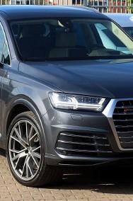 Audi SQ7 V8 TDi 435 hp Krajowy 1wł. Dociągi Wentyle Matrix-2
