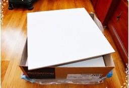 Płyta sufitowa Na Pojedncze Sztuki! Biała Armstrong Savanna 600x600x12 12,5szt. Sufit podwieszany