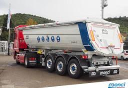 MENCI / HARDOX / 4.855 kg / V 27 m3 / Kruszywa / Asfalt
