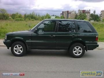 DRZWI LEWE PRAWE TYŁ PRZÓD Land Rover Range Rover