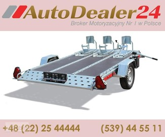 AutoDealer24.pl [NOWA FV Dowóz CAŁA EUROPA 7/24/365] 264 x 160 cm Tema MOTO-QUAD 2616