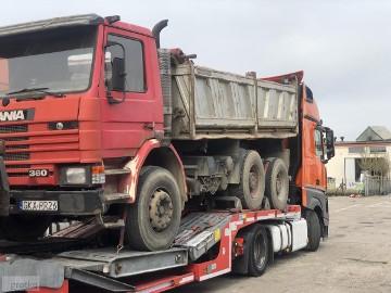 Scania KUPIE CIĘŻARÓWKI NA AFRYK-I AFRKA