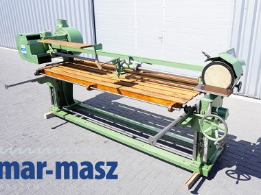Szlifierka długotaśmowa Kruger 250***MAR - MASZ-1
