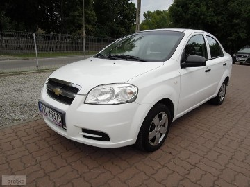 Chevrolet Aveo 1.2 PLUS (abs,klm) salon-PL, 1-wł.