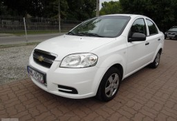 Chevrolet Aveo 1.2 PLUS (abs,klm) salon-PL, 1-wł.