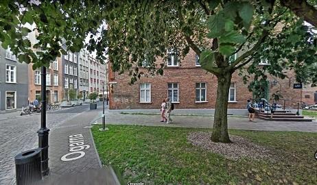 Lokal Gdańsk Stare Miasto, ul. Ogarna