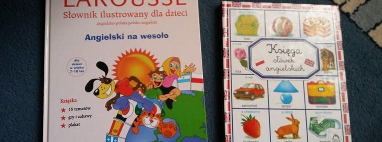 słownik angielski ilustrowany dla dzieci i księga słówek angielskich-1