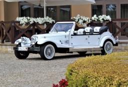Wypożyczalnia zabytkowych samochodów do ślubu Kabriolet na wesele Luksusowe samochody do wynajęcia na ślub Alfa Romeo Nestor Baron Excalibur