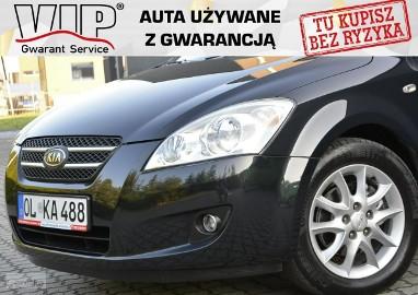 Kia Cee'd I 1,6 16v 126 KM Koszt Rej 256 zł Klimatronik GWARANCJA VIP