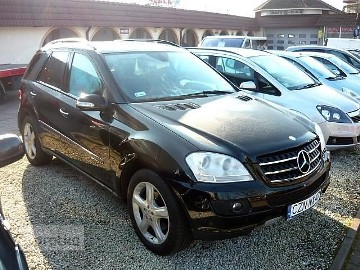 Mercedes-Benz Klasa ML W164 ML 320 CDI 4-Matic