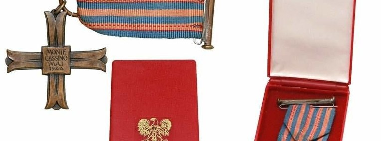 Kupie stare wojskowe odznaczenia,odznaki,medale telefon 694972047-1