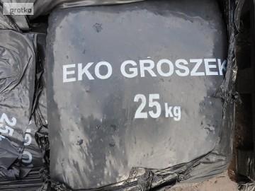 Ekogroszek KWK WESOŁA worki 25kg WYSYŁKA GRATIS!