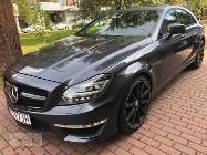 Mercedes-Benz Klasa CLS W218 63 AMG II