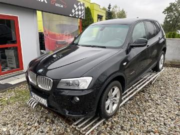 BMW X3 II (F25) 28i xDrive
