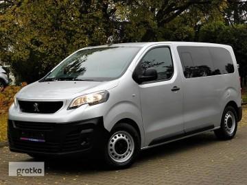 Peugeot Expert II TRAVELLER HDI-115KM 9-osób! Klima Salon Polska! 2017