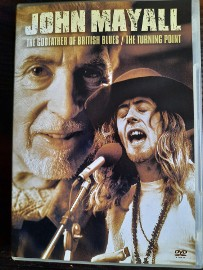 Sprzedam płyte DVD John Mayall King of white blues
