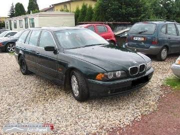 BMW SERIA 5 IV (E39) 525