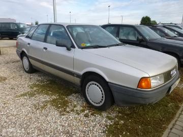 Audi 80 III (B3) 1.8 S-100% Orginał, Klasyk ideal. do Odrestourowan