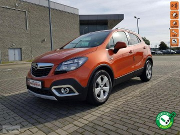 Opel Mokka 1.4 turbo 140KM,Polski salon, śliczna,serwis,bezwypakowy,1 rok gwar