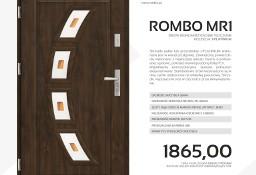 Drzwi wejściowe stalowe SETTO - model ROMBO J-PLATINIUM