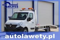 Renault Master AUTOLAWETA POMOC DROGOWA HOMOLOGACJA