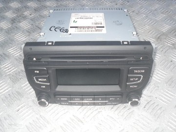 KIA CEED II RADIO RADIOODTWARZACZ CD / MP3 2012-2016 Kia Cee'd