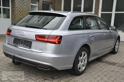 Audi A6 IV (C7) 2.0 TDI 190KM ultra KOMBI BEZWYPADKOWA GWARANCJA