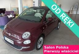 Fiat 500 1.2 Benzyna 69 KM Pierwszy właściciel ! Salon Polska !