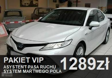 Toyota Camry VIII Executive Pakiet VIP 218KM Hybryda Full Led, Skóra Leasing rata 1289