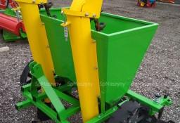 Sadzarka do ziemniaków 2-rzędowa Metalowe koszyki Transport