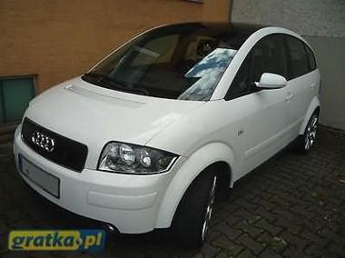 Audi A2 I (8Z) ZGUBILES MALY DUZY BRIEF LUBich BRAK WYROBIMY NOWE-1