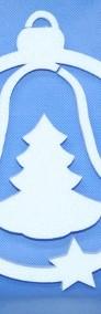 Bombki - Zawieszki Styropianowe 24 CM - Dekoracje Na Boże Narodzenie-4