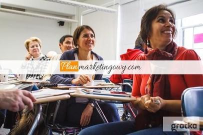 Strategia marketingowa w internecie dla firmy szkoleniowej