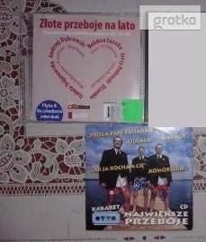 Płyta,Złote przeboje i Otto