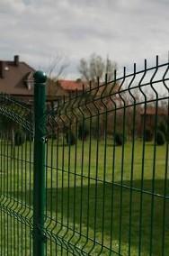 Panel ogrodzeniowy wypukły  150x250cm fi4mm ocynk+kolor-2