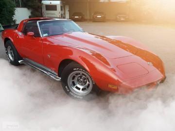 Chevrolet Corvette III (C3) 25th Anniversary