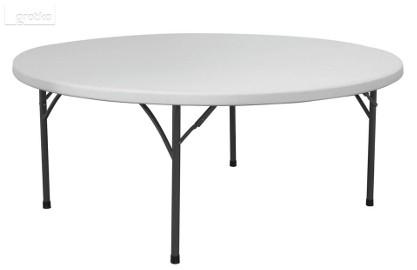 Okrągły stół składany na przyjecia imprezy Hendi