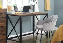 Biurko w stylu industrialnym, rustykalnym, loft